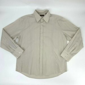 7 Diamonds Dress Shirt Long Sleeve Formal